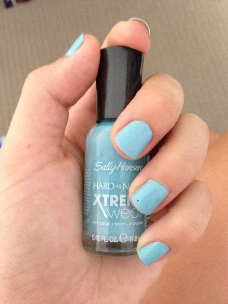 Sally Hansen 'Wet Suit'
