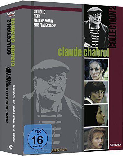 Claude Chabrol Collection 2 [4 DVDs] BÉART,EMMANUELLE/CLU... https://www.amazon.de/dp/B000Z1LXOQ/ref=cm_sw_r_pi_dp_x_FRhoyb3NRGK5K