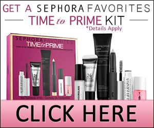 Sephora Favorites Giveaway. here you can get a chance to win Sephora Favorites without having to buy. Click the link above and enter your detail