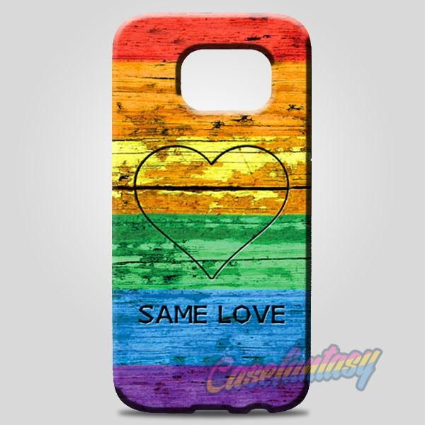 Lgbt Same Love Rainbow Flag Samsung Galaxy Note 8 Case Case | casefantasy