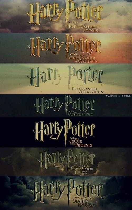 Harry Potter Book Names ~ Meilleures idées à propos de harry potter wallpaper sur