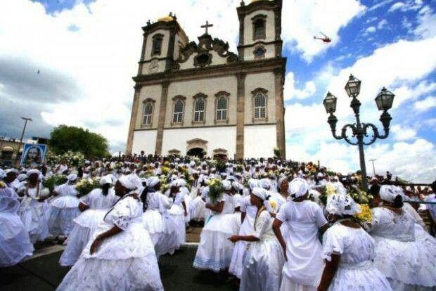 Baianas, Salvador Bahia