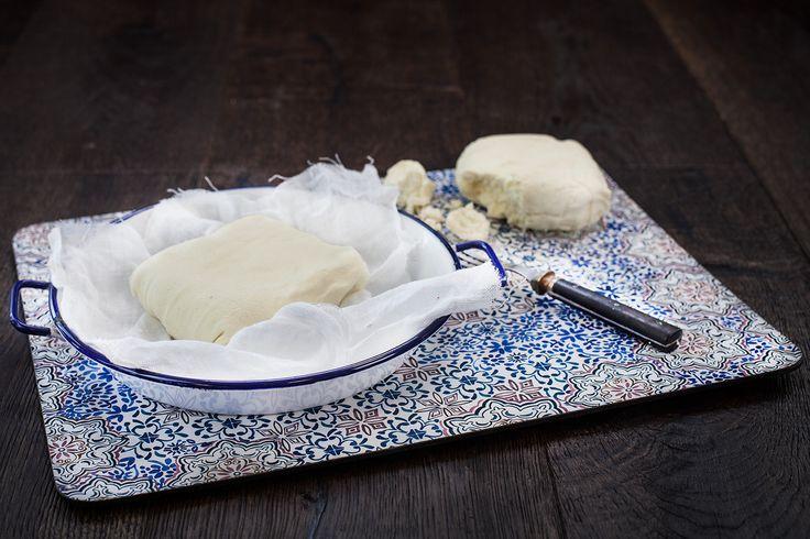 Recept på indisk färskost, Paneer. Lätt som en plätt att göra själv!
