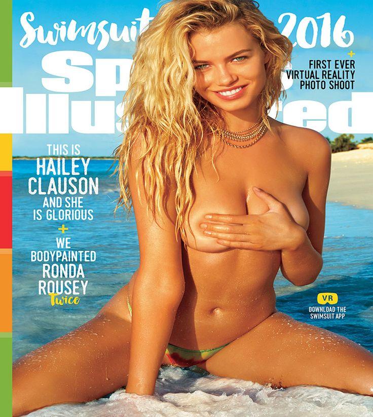 Hailey Clauson 8 Hottest Photos Of Sports Illustrated: Hailey Clauson - Sports Illustrated Swimsuit 2016