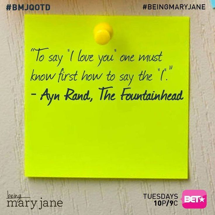 Quotes On Sticky Notes: 44 Best Being Mary Jane Quotes Images On Pinterest