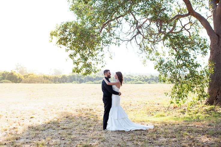 Natural wedding photography inspiration in Perth, Western Australia