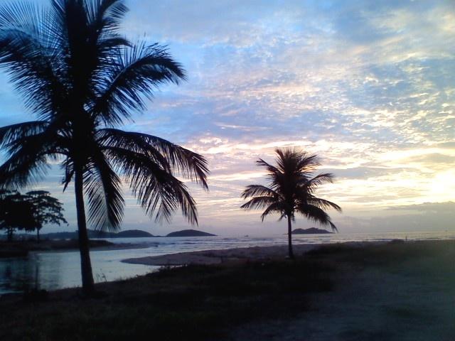 Nascer do sol - Rio Piúma-Iconha