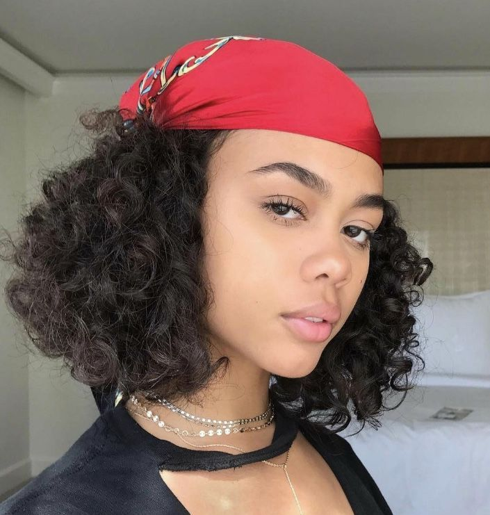 Change In 2020 Mixed Curly Hair Curly Girl Hairstyles Natural Hair Woman