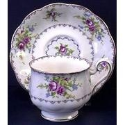 Vintage Tea Cups - Tea...most traditional set, grew up seeing this everyday, I just love it.