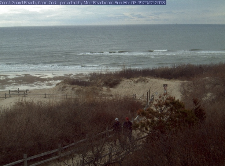 Coast Guard Beach Live Webcam