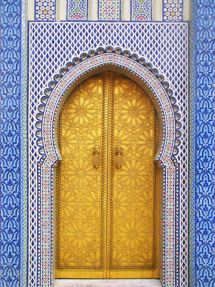Morocco on my mind. I like to draw heavily on Moorish and Middle Eastern palettes, type, and ancient patterns.