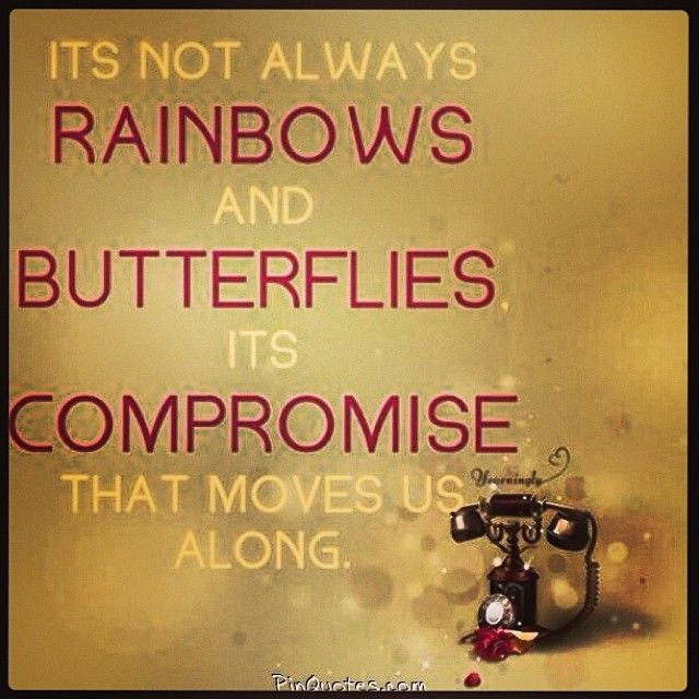 #Compromise #quote
