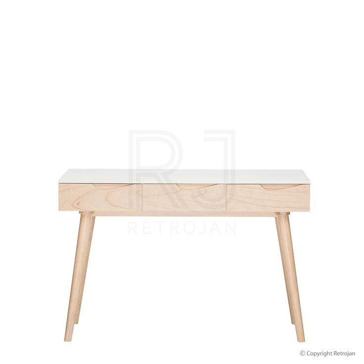 Buy Dino Scandinavian Office Desk   Retro Office Desks – Retrojan