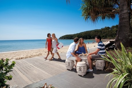 Go to Noosa, which was voted of the top 10 beaches on the sunshine coast! #airnzsunshine
