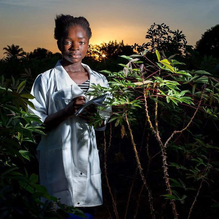 Ornella 14 years-old dreams of becoming an agricultural engineer to contribute to the development of her province through the production of local foods _______ #Generation2030 #ForEveryChild #dreams #future [Photo: UNICEF DRC Dubourthoumieu]