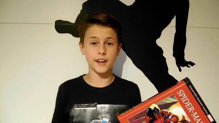 Recenze | Nejmocnější hrdinové Marvelu | Spider-Man