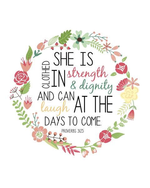 Proverbs 31 25: 10 Best Images About Proverbs 31