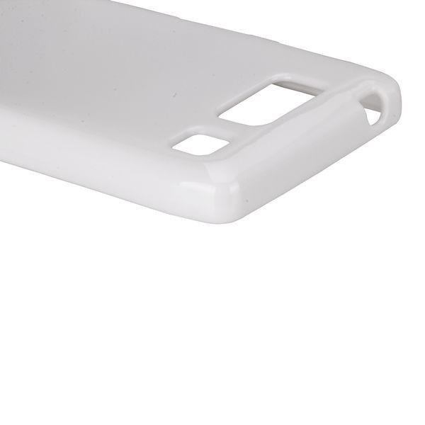 Candy Colorz (Hvit) Motorola DROID RAZR MAXX HD Deksel