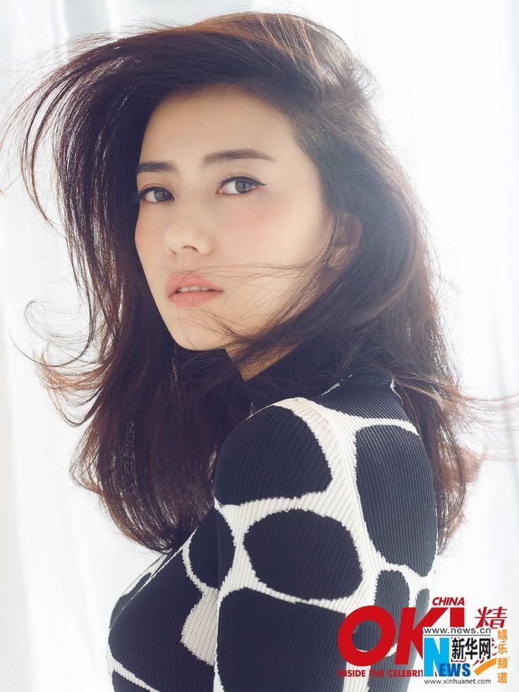 Gao Yuan Yuan - Chinese actress