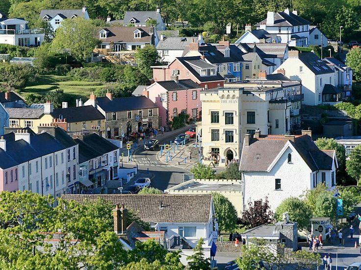 Saundersfoot - Pembrokeshire, Wales