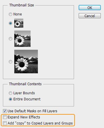 General photoshop tips when design an app