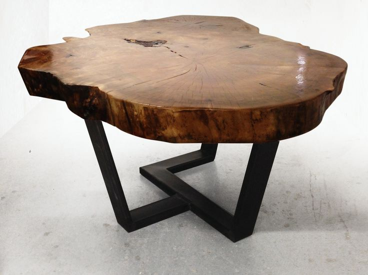 ORGANIC BY DESIGN COFFEE TABLE
