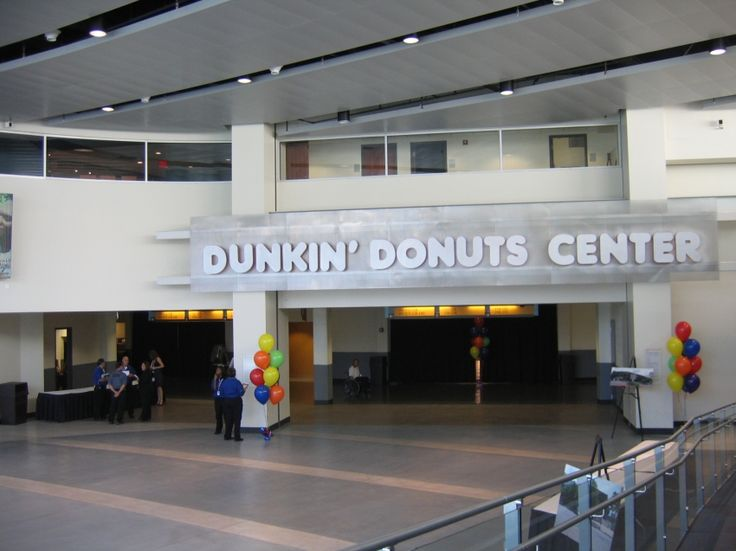 Any event at the Dunkin' Donuts Center is a larger than life experience in this 31,000 square foot arena. Description from eventseeker.com. I…