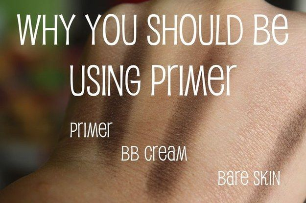 Primer? BB? CC? What does it all mean? | 21 Beauty Tricks For Makeup Addicts In Training