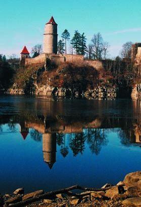 Vodní dílo Orlík, foto: Libor Sváček, archiv Vydavatelství MCU s.r.o.