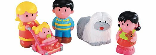Early Learning Centre HappyLand Happy Family Heres a happy family that your little one can have fun telling stories with. Introduce them to some of the scenes from your other HappyLand scenes or start brand new tales for them. The ELC HappyLand  http://www.comparestoreprices.co.uk/baby-toys/early-learning-centre-happyland-happy-family.asp