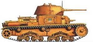 Carro M-13/40.
