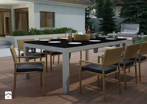 Stół bilardowy do ogrodu - zdjęcie od Lissy - Ogród - Styl Nowoczesny - Lissy