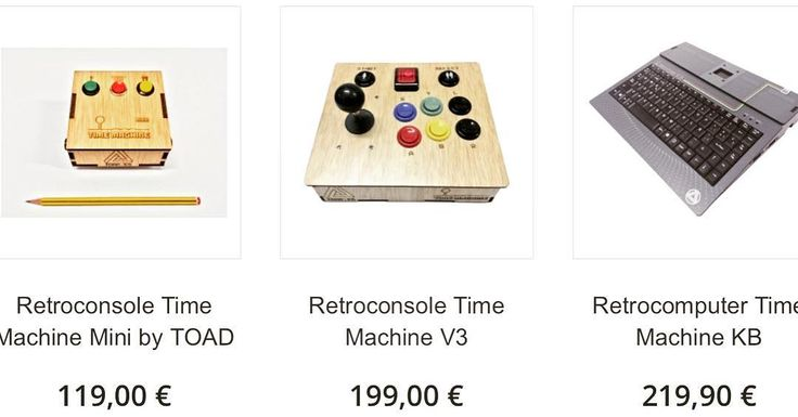 #christmas is coming. Order a #retrocomputer Time Machine by TOAD now (link on bio). With real #arcade #joystick and buttons #raspberry 3B and 47 #emulators #homebrew #gpio #minecraft #kodi #scratch #python #retrocomputing #retrogaming #emulationstation #mame #retroconsole #homecomputer #8bit #16bit #Amiga #Amstrad #C64 #Dragon32 #MSX #Neogeo #Nintendo #ZXspectrum