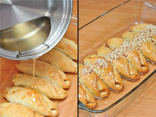 Их можно готовить с любой начинкой, а можно и вообще без ничего, просто пустыми, для этого нужно лишь точно так же сформировать пирожки. Ниже дам ещё рецепт начинки…