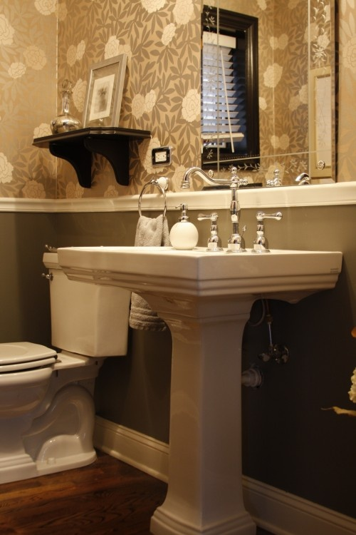 Chair Rail Molding PROJECT IDEAS Pinterest Bath Remodel Colors And Chairs