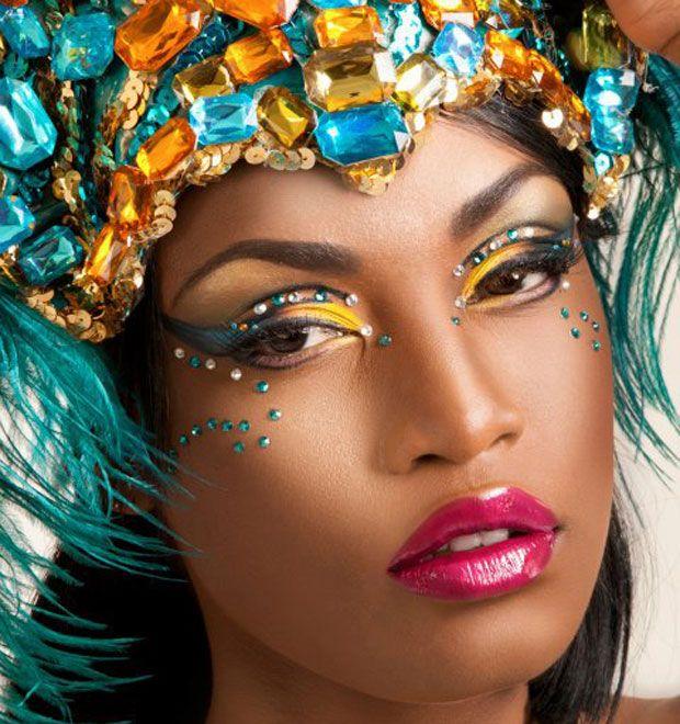 Trucco Carnevale 2015: bellissime Foto e idee - Beautydea