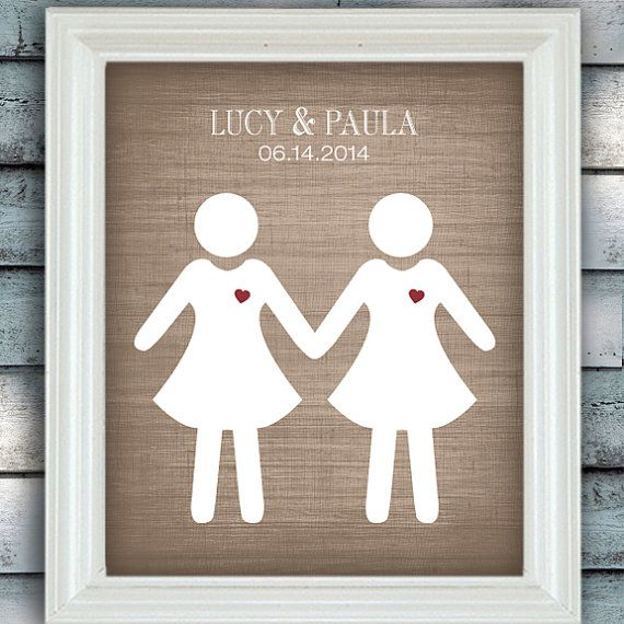 17 Best 1000 images about Wedding Gifts on Pinterest Gay couple