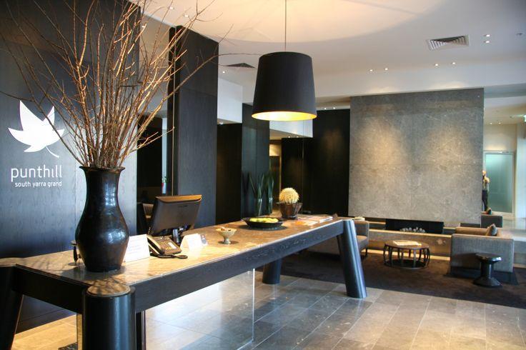 7 Yarra - Bird de la Coeur Architects  Interiors: Hecker Phelan Guthrie Photo: Dianna Snape