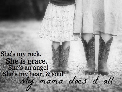 - Like my mother does, Lauren Alaina <3