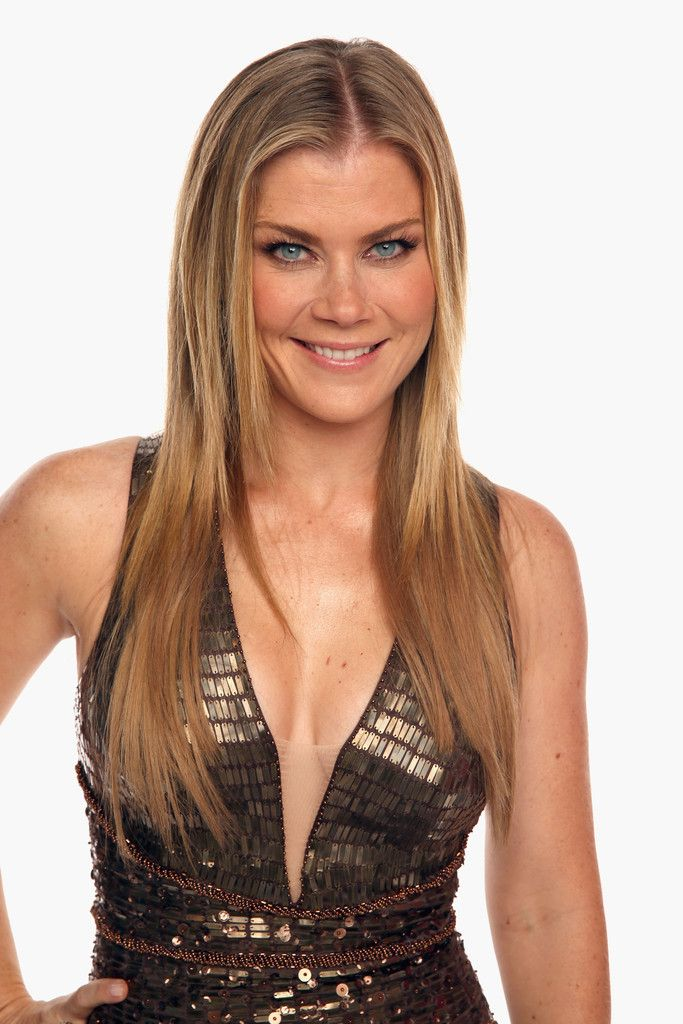 Actress Alison Sweeney poses for a portrait during the 39th Annual People's Choice Awards at Nokia Theatre L.A. Live on January 9, 2013 in Los Angeles, California.