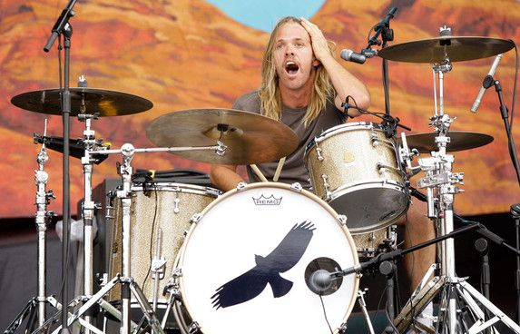 Foo Fighters drummer Taylor Hawkins has signed on to play Iggy Pop in CBGB, a new film about the legendary New York venue.