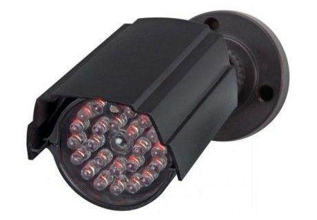 camera factice interieure exterieure avec led infrarouge