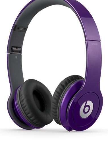 Beats by Dre SOLO HD Colorway Purple - Cuffie On Ear con Control Talk | electromania.co @139.90€