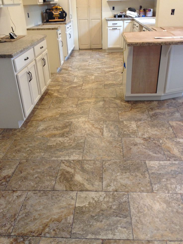 Check Out This Mannington Adura Luxury Vinyl Tile. This Great Looking Floor  Is Only $3.99