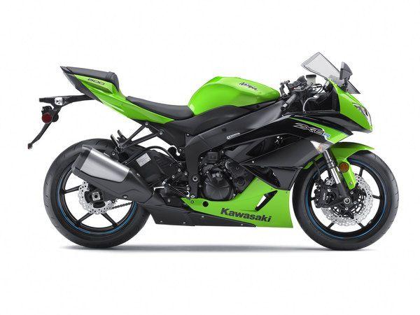 2012 Kawasaki Ninja ZX-6R  #motorcycles