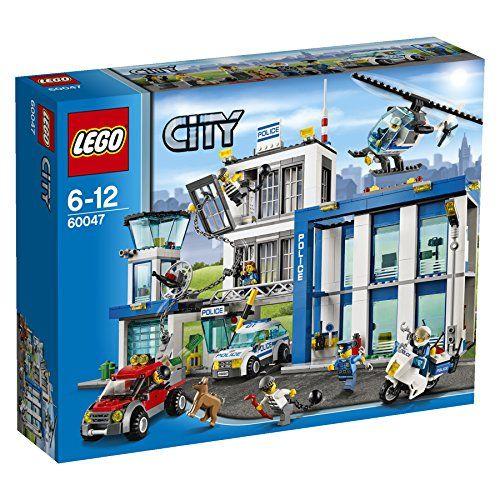 Lego City 60047 - Ausbruch aus der Polizeistation » LegoShop24.de