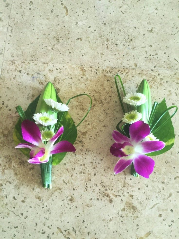 Holiday Experiences – A quick and easy boutonniere DIY tutorial - DIY, Craft, Boutonniere, Flowers, Bouquet