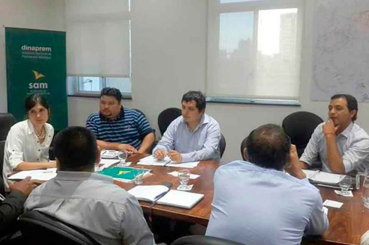 Buenos Aires: El Intendente Nóblega en reunión del ministerio del interior