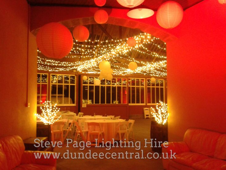 Lighting services at Errol Park by Steve Page: www.dundeecentral.co.uk