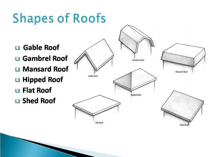 6 Roofs shapes you have to know Here you watch about roofs and plan your roof according to you. #CommercialRoofingSystems #CommercialRoofing #RoofingContractor #AlmeidaRoofing